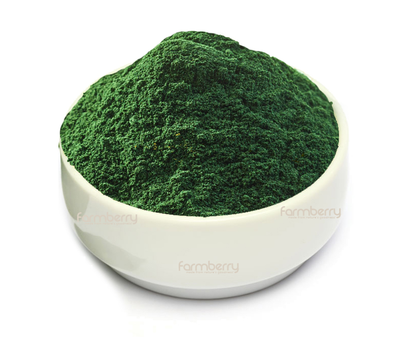 Natural Spirulia Powder
