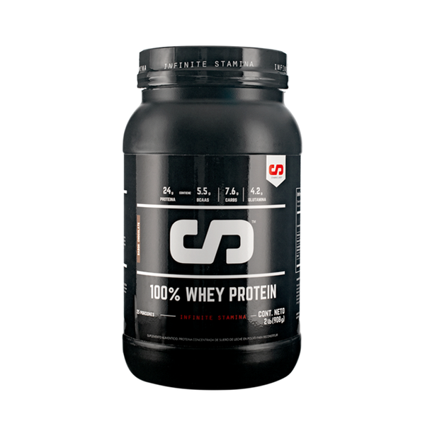 Stamino Labs 100% Whey Protein 2LB