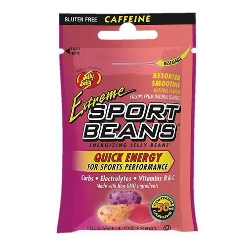 Sport Beans Extreme Assorted Smoothie Flavors 28gr