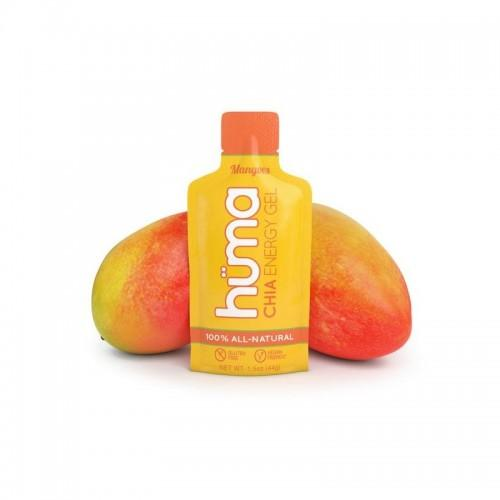 Huma Chia Energy Gel Mangoes 44gr c/24 pz
