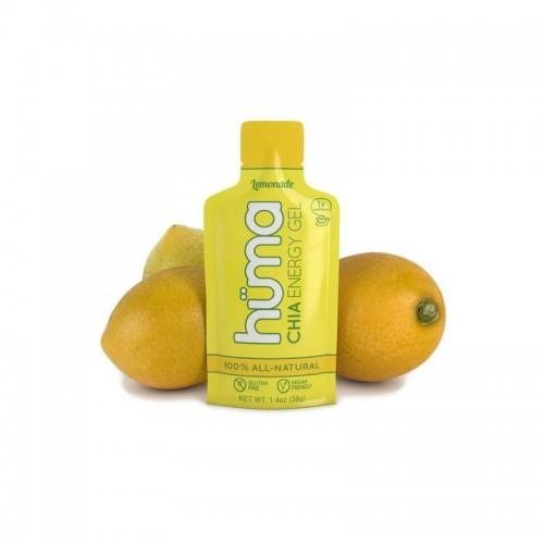 Huma Chia Energy Gel Lemonade w/caffeine