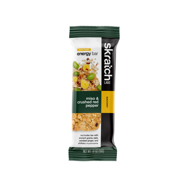 Skratch Labs Energy Bar - Miso & Crushed Red Pepper 50gr