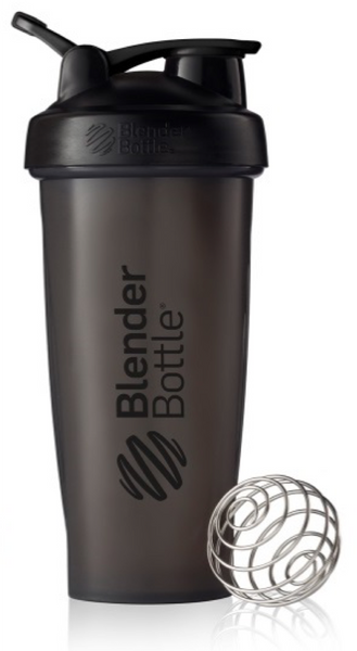 Blender Bottle Clasico Negro 28oz