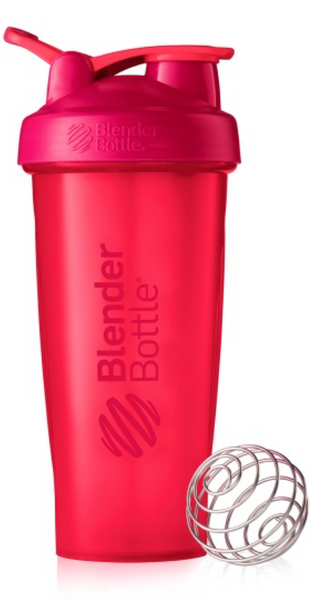 Blender Bottle Clasico Rosa 22oz