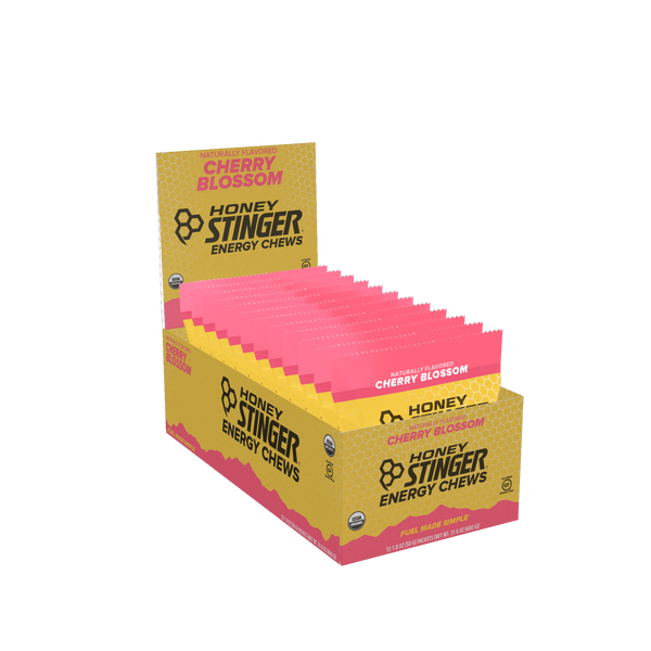 Honey Stinger Chews Cherry Blossom 50gr c/12 pz