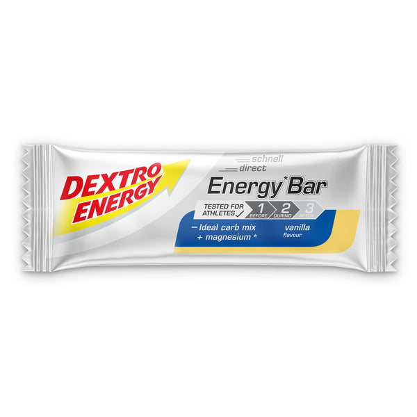 Dextro Energy Bar Vainilla 50 gr