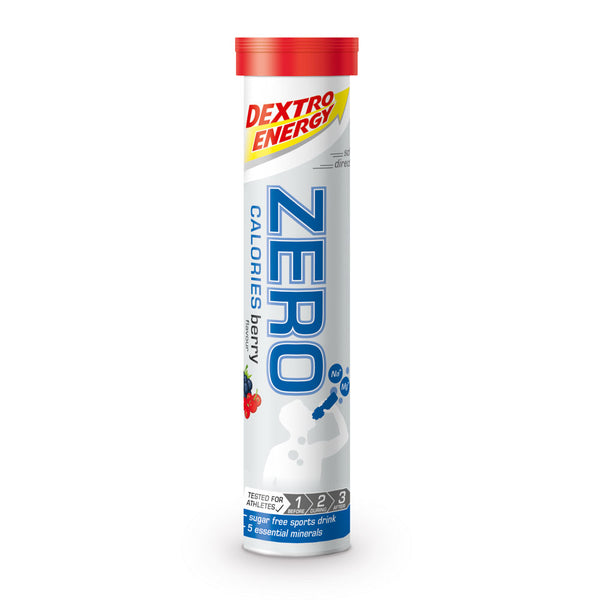 Dextro Energy Zero Tablets Berry 80gr c/12 pz