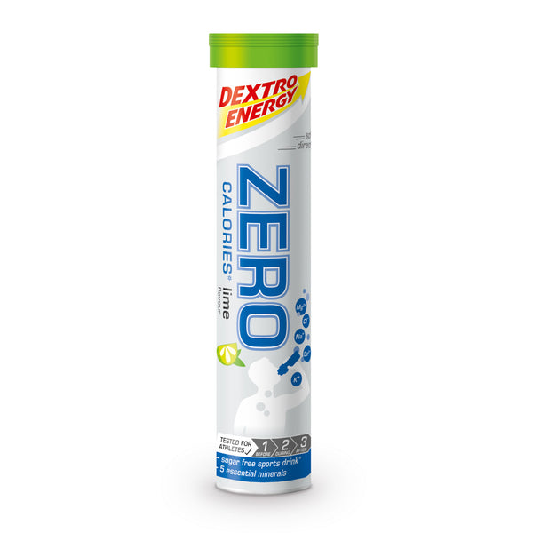 Dextro Energy Zero Tablets Lime 80gr