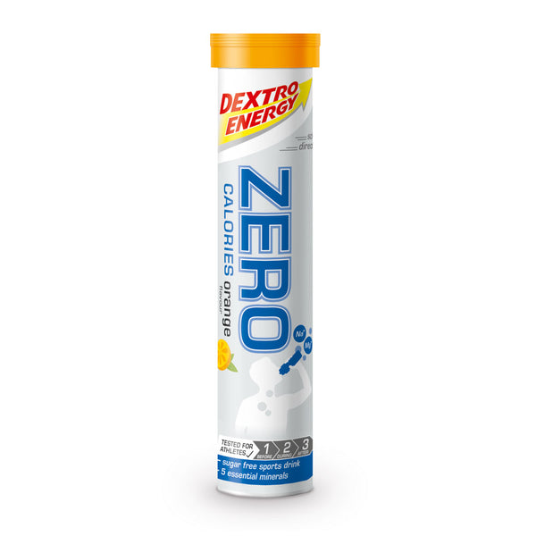 Dextro Energy Zero Tablets Orange 80gr c/12 pz