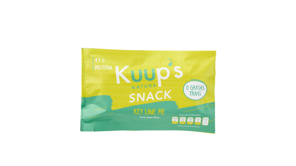 Kuup´s Barra Snack Key Lime Pie 50gr