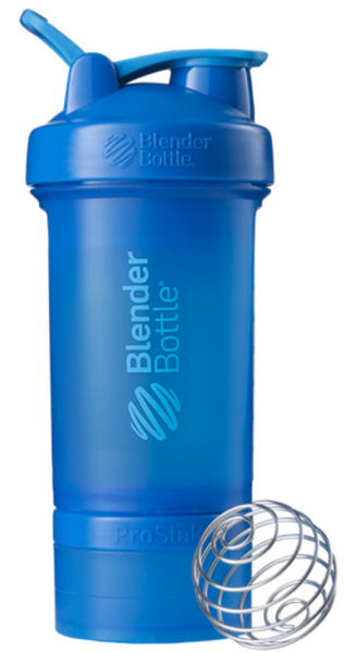 Blender Bottle Prostak Cyan 22oz