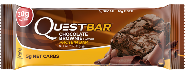 Quest Nutrition Protein Bar Chocolate Brownie 60gr