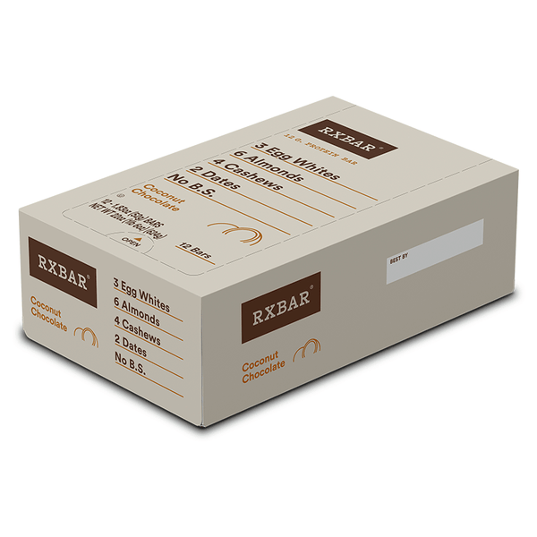 RXBAR Coconut Chocolate 52gr c/12 pz