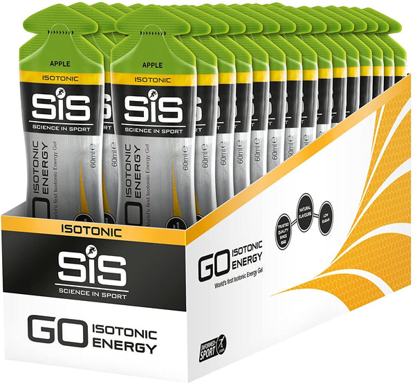 SIS GO Isotonic Gel Apple 60ml c/30 pz