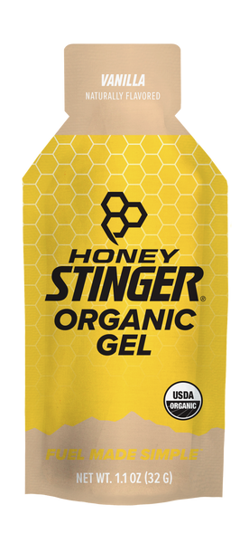 Honey Stinger Gel Organic Vanilla 32gr