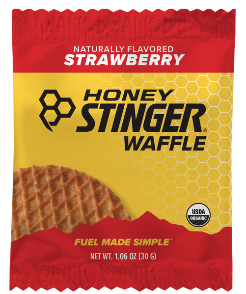 Honey Stinger Waffle Strawberry 28.5gr