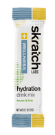 Skratch Labs Wellness Hydration Drink Mix Lemon & Lime 21g