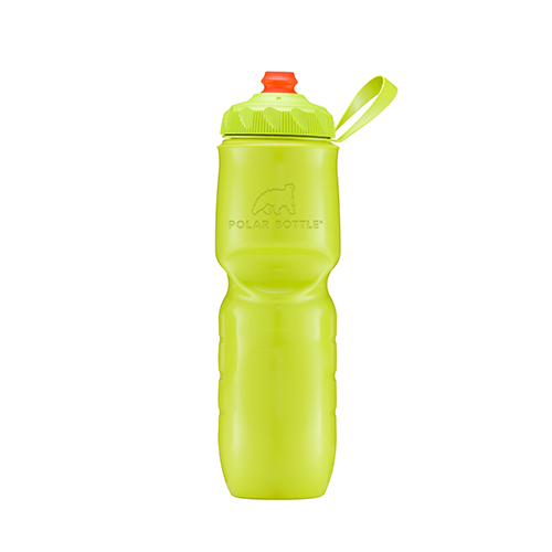 Polar Bottle Zip Stream 24oz Insulated Bottle Kiwi