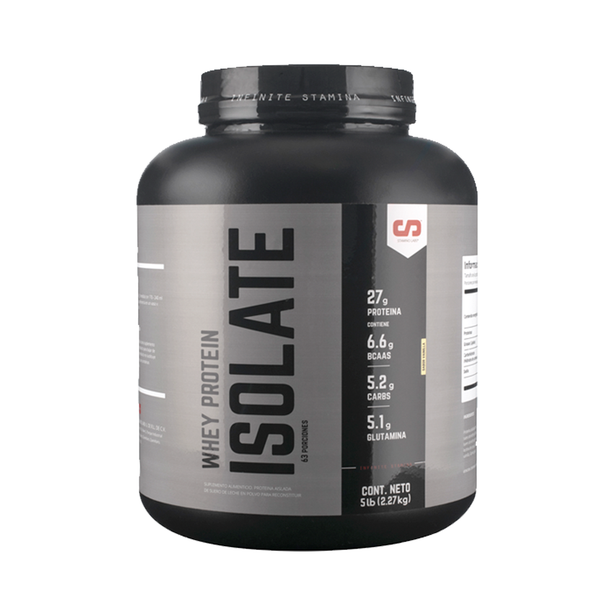 Stamino Labs Whey Isolate 5LB