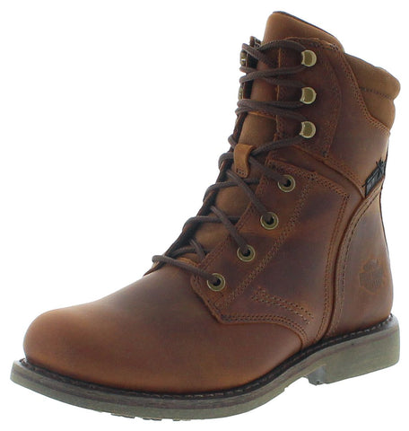 Harley-Davidson  DARNEL CE Brown Men's laced boots - Brown D97029 - Lind Harley-Davidson