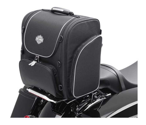 Harley-Davidson® Bar & Shield Zippered Touring Luggage Bag 93300004 - Lind Harley-Davidson
