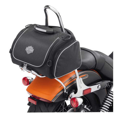 Harley-Davidson® Bar & Shield Zippered Premium Touring Day Bag 93300017 - Lind Harley-Davidson
