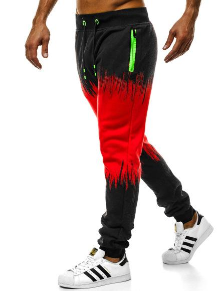 Gradient Colors Sports Pants