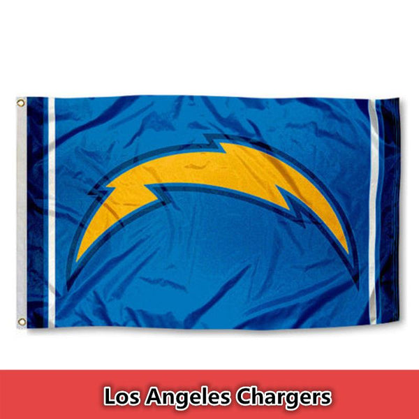 NFL Los Angeles Chargers Flag 3*5ft