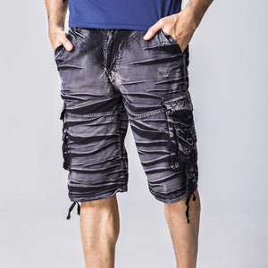 Multi-pocket Loose Camouflage Pants