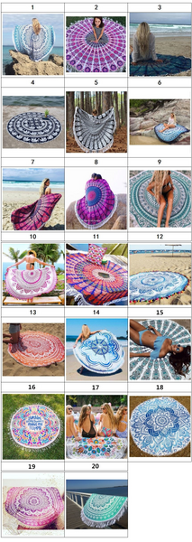 Hot Selling Cute Beach Bikini Cover Up