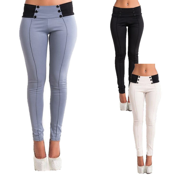 Sexy Low Waist Skinny Stretch Slim Pencil Long Pants