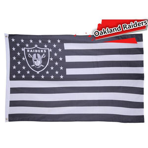 NFL Oakland Raiders Flag