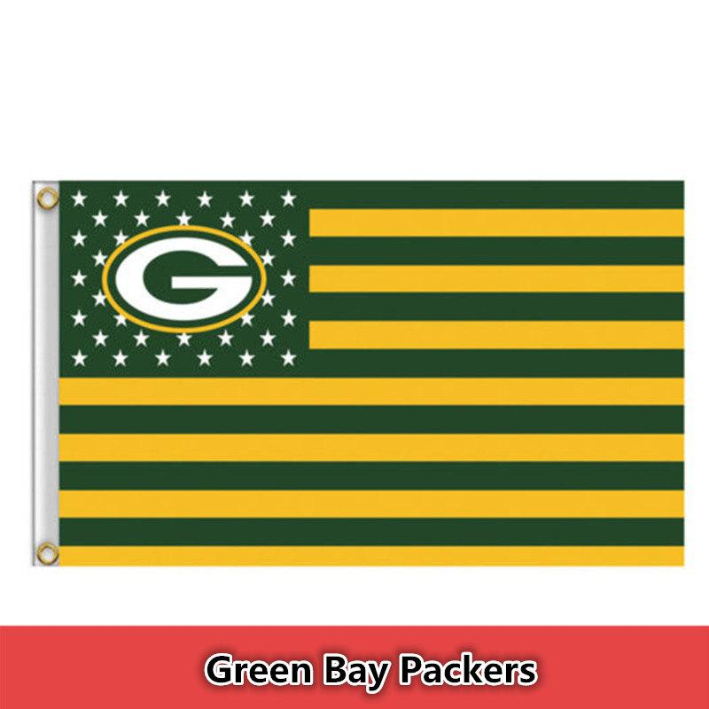 NFL Green Bay Packers 3 X 5Flag