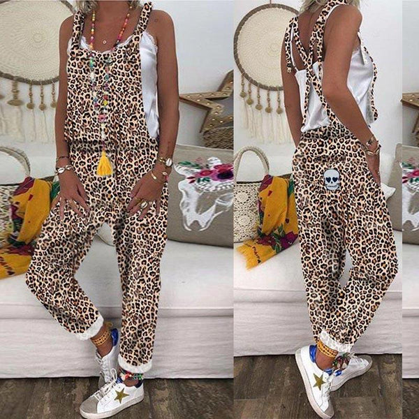 Women Fashion Strap Jumpsuit