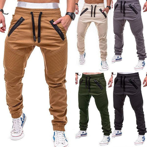 Pockets Sports Jogger Pants