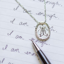 Load image into Gallery viewer, I Am Enough Necklace