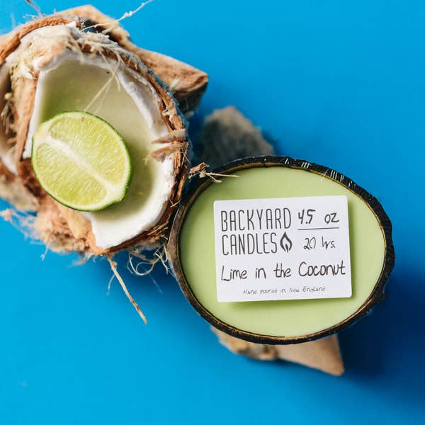 No. 34 Lime in the Coconut 4 oz. Candle