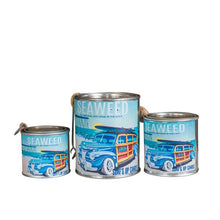 Load image into Gallery viewer, Seaweed Paint Can Candle
