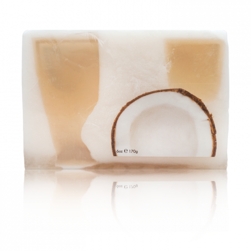 Kukui & Coconut Oil Soap- Coconut