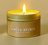 Mimosa Brunch Tin Candle