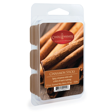 Load image into Gallery viewer, 2.5 oz Wax Melt Cinnamon Sticks
