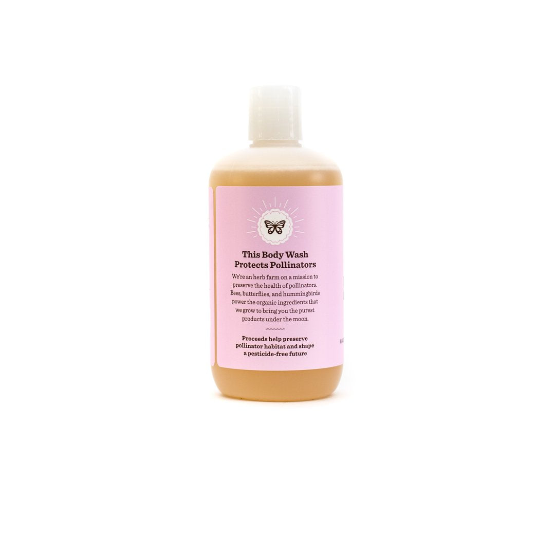 Herbal Body Wash Lavender