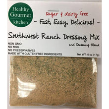 Load image into Gallery viewer, Southwest Ranch Dressing and Dip Mix