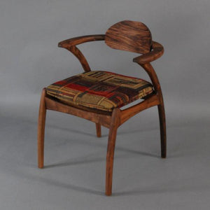 Linnaea Chair in Walnut
