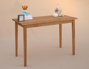 Custom Office Designs - Laptop Computer Desk in Natural Cherry by Hardwood Artisans crafted furniture in Culpeper, Virginia