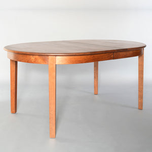 Oval 4-Leg Table Dining or Crafting furniture custom made for you, with our selection of beautiful hardwoods and finishes