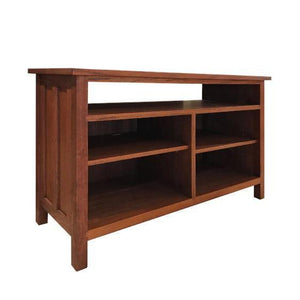 Craftsman TV Stand in Mahogany