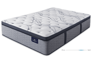 Serta Perfect Sleeper Trelleburg II Plush Mattress in twin, Long Twin, Split California King, Full, Queen or Cali King sizes