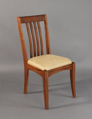 Middleburg Side Chair in Walnut