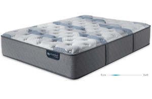 Serta iComfort Hybrid Blue Fusion 100 Firm Feel Mattress - quality bedroom furniture at Hardwood Artisans in VA, near MD & DC